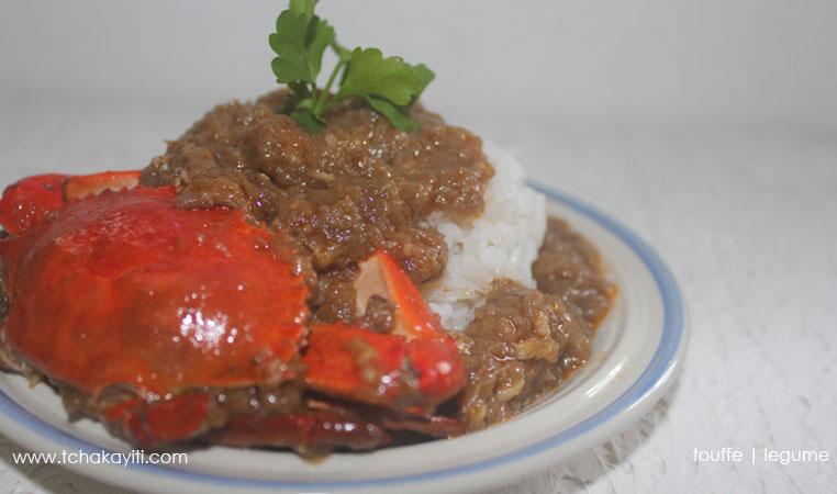 Haitian Food Legume Haitian Touffe Legume