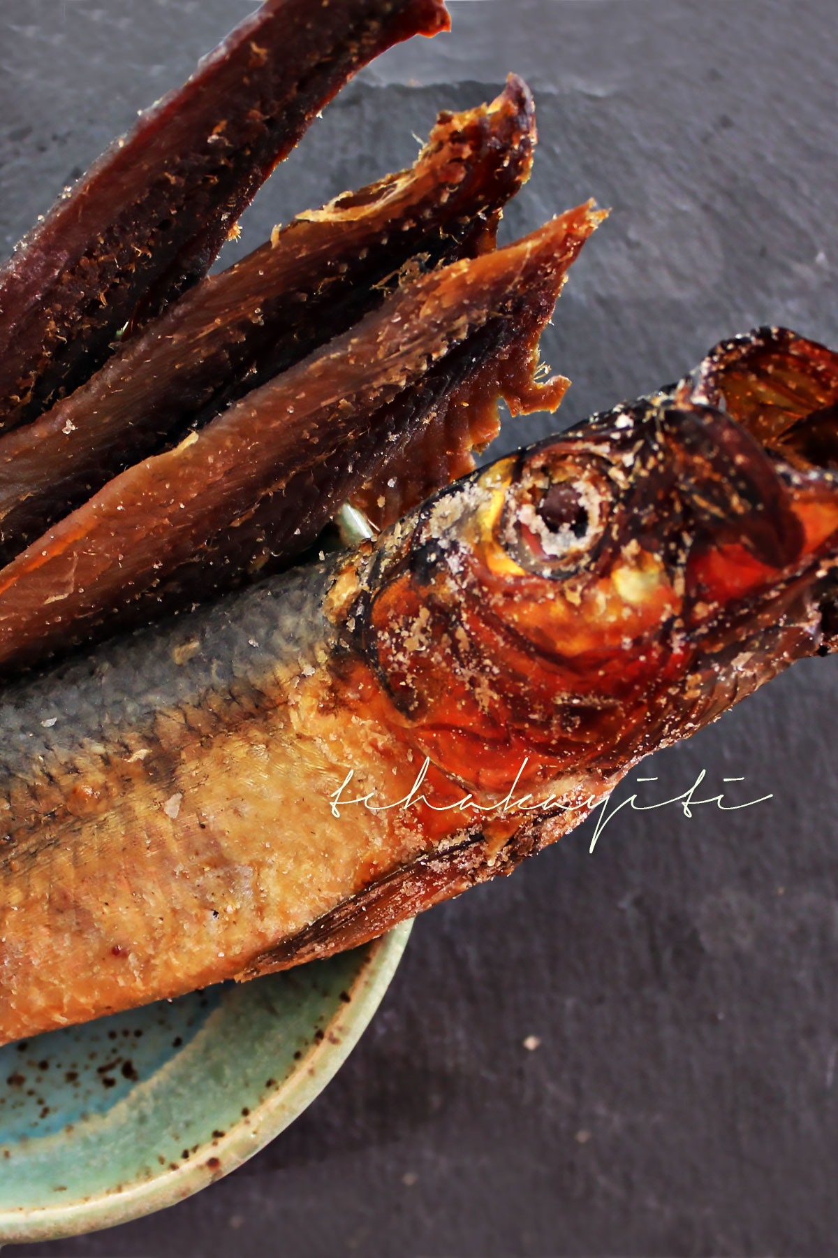 Aransò, smoked herring, a very popular fish in Haiti's food culture. | tchakayiti.com