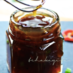 This spicy orange rum glaze works well with both meat and seafood. | tchakayiti.com
