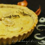 A delicious traditional Haitian onion pie for every single onion lover out there.   tchakayiti.com