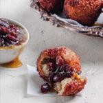 Rum Raisin Sweet Potato Croquettes with a Coconut Crust | tchakayiti.com